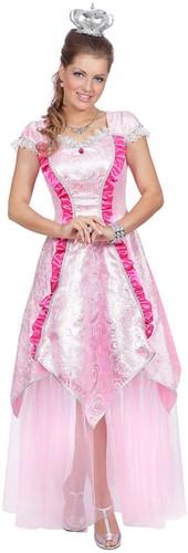 Prinsessenjurk Stephanie Roze voor dames