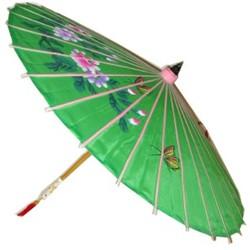 Chinese paraplui bonte opdruk