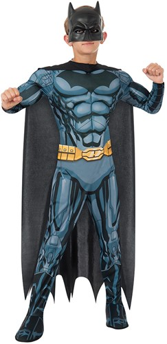 Kinderkostuum Batman Deluxe DC Comics