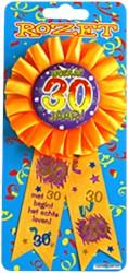 Rozet 30 jaar!