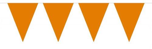 Mini Vlaggenlijn Oranje 3mtr.