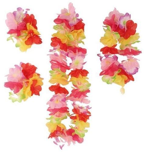 Hawai Set Bloem 4 dlg