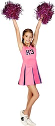 Cheerleaders Jurkje K3 voor meisjes