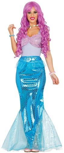 Kostuum Zeemeermin voor dames