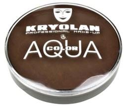 Kryolan Aqua Color 55ml 101 Lichtbruin