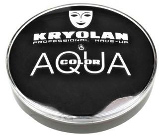 Aquacolor Kryolan 071 Zwart (55ml)
