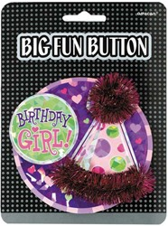 Big Fun Button Girl