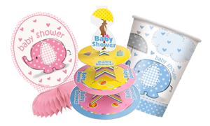 Babyshower decoratie kopen bij Carnavalsland