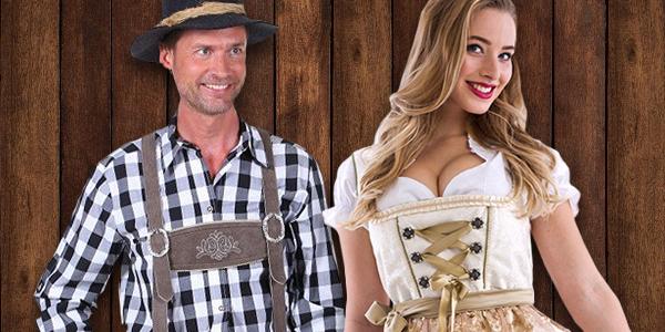 Voorpag - Banner 5: Oktoberfest & Tirol