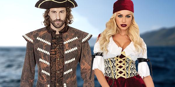 Voorpag - Banner 12: Piraat