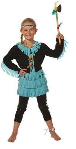 Indianenjurkje Wishbone voor meisjes
