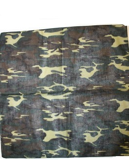 Zakdoek Camouflage