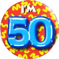 Button 50 jaar