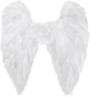 Engelen Vleugels Wit (65x65cm) -2