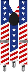 Bretels USA - Amerika