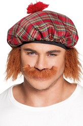 Schotse Snor Rood-Bruin