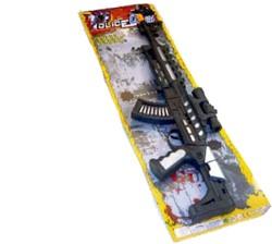 Machinegeweer Combat+Geluid