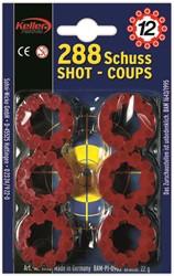 Ammorces 12-schots 24st