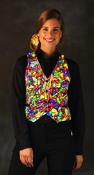 Dames Gilet Picasso met LED-verlichting