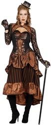 Damesjurk Steampunk Victoria