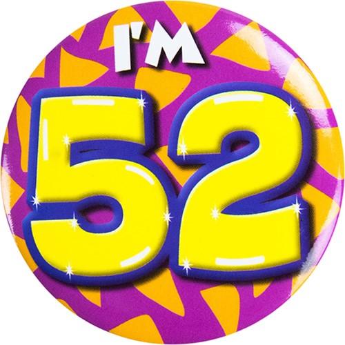Button 52 jaar