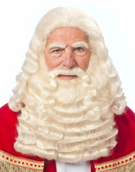 Baardstel Sinterklaas B Professioneel