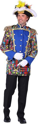 Carnavalsjas Spectacular Pantone voor heren