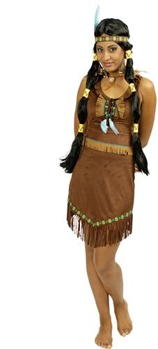 Damesjurkje Indiaanse Prairiebloem