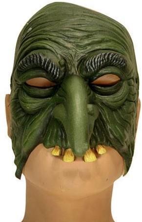 Halfmasker Heks