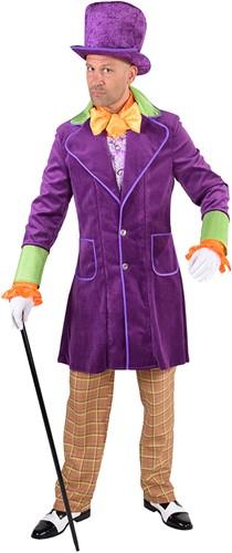 Herenkostuum Purple Jack