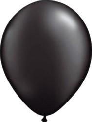Ballonnen Zwart Decoratie 100 stuks 30cm