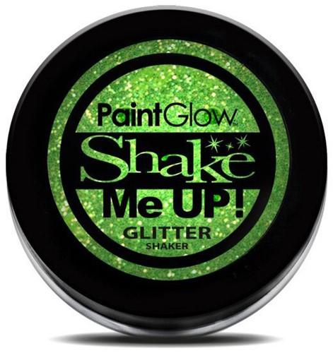 Paintglow Glitters Fijn Neon Groen 3gr.