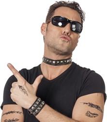 Halsband Punk