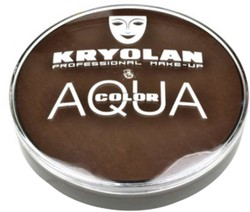 Aquacolor Kryolan Lichtbruin 15ml