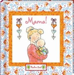 Boek Mama! (Pauline Oud)