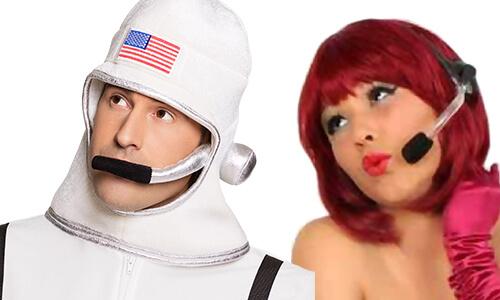 Astronaut Accessoires