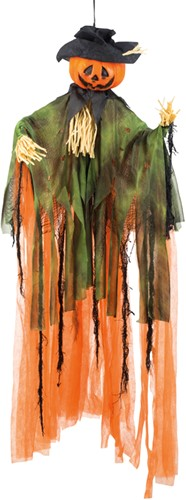 Hangdecoratie Mr. Pumpkin (100cm)