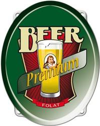 Deurbord Bierfeest Schild