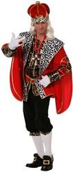 Herenkostuum Koning Tudor de Luxe