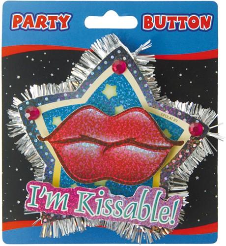 3D Button I'm Kiassable