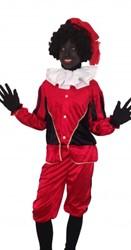 Zwarte Piet Kind Rood