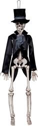 Decoratie Skelet Gothic