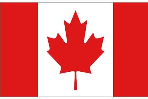 Vlag Canada 150x100cm