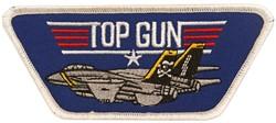 Embleem Top Gun