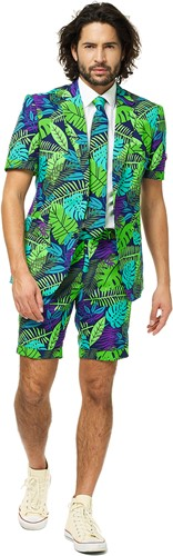 Herenkostuum Summer OppoSuits Juicy Jungle
