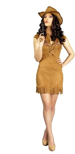 Kostuum Cowgirl Nancy