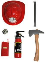 Brandweerset 6-delig