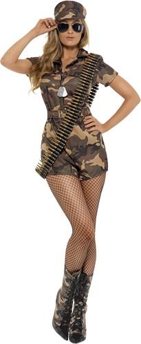 Sexy Leger Jumpsuit voor dames