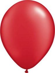 Ballonnen Rood 25 stuks 30cm
