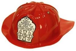 Helm Brandweer Rood